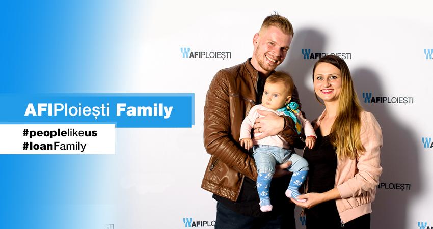 STRAIGHT A SHOPPERS: Meet the AFI Ploiesti Family!
