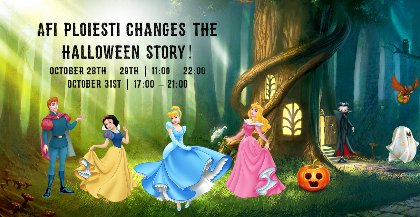 AFI Ploiesti changes the Halloween story!