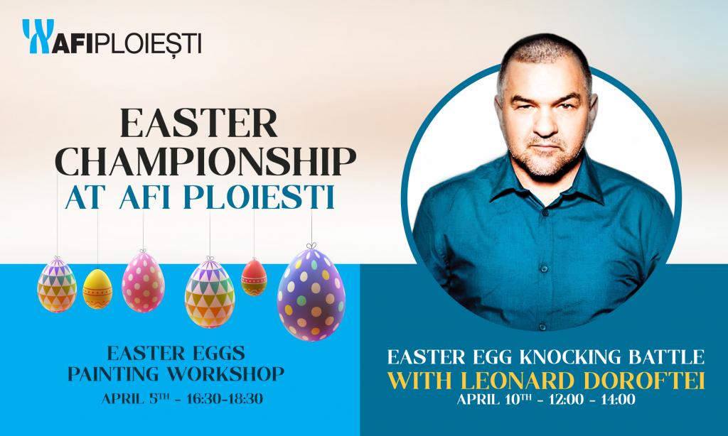 Easter Championship at AFI Ploiesti