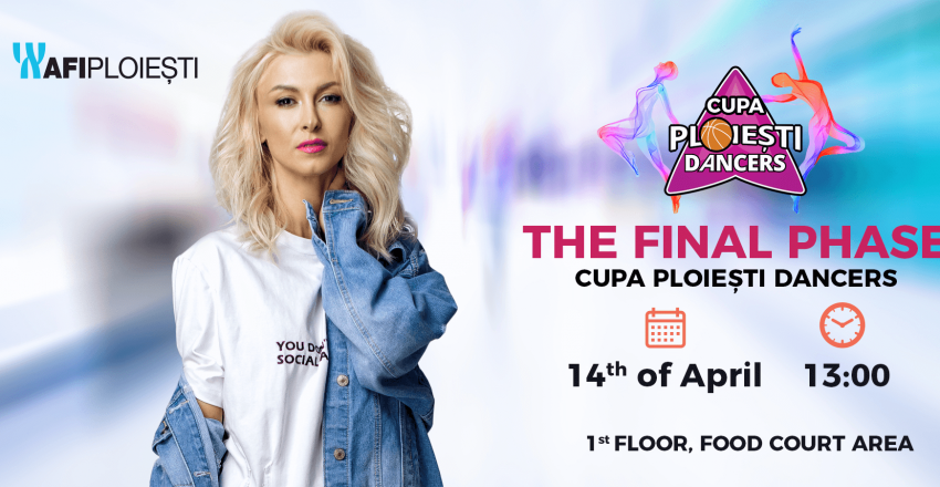 The Final Phase of Ploiesti Dancers Cup