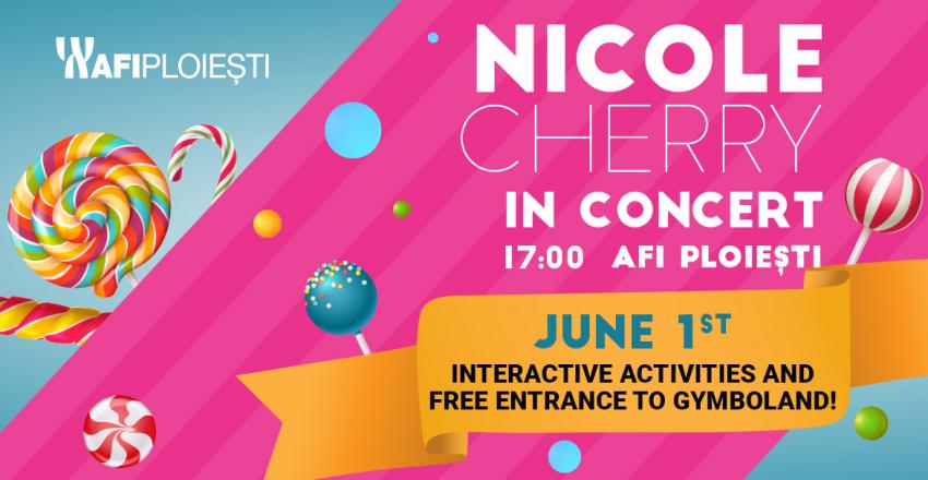Nicole Cherry Concert