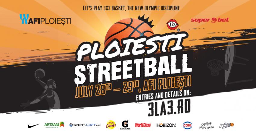 Ploiesti Streetball