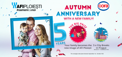 Autumn Anniversary with a new family!