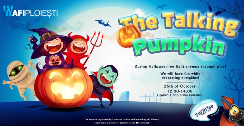The Talking Pumpkin
