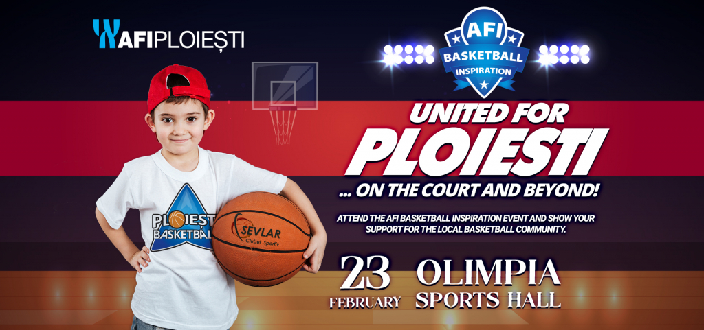 United for Ploiesti … on the court and beyond!