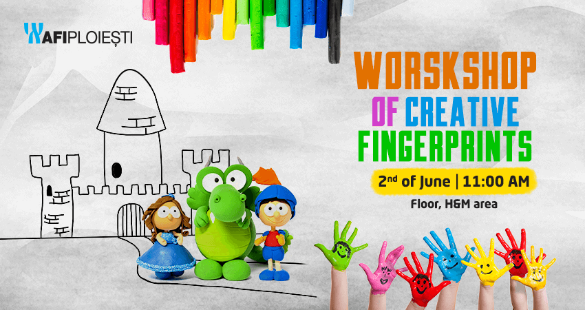 Workshop of Creative Fingerprints