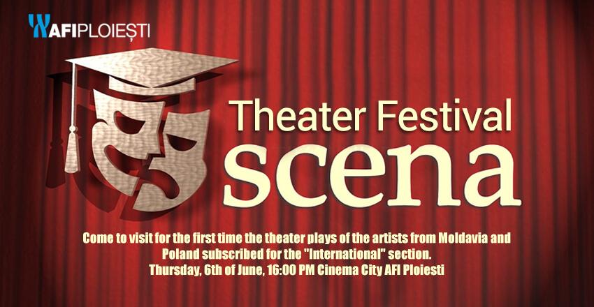 """""""SCENA"""" Theater Festival"""