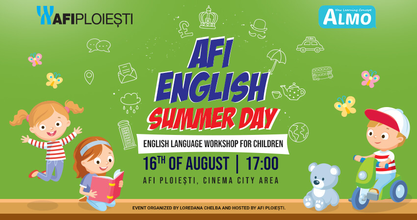 AFI English summer day