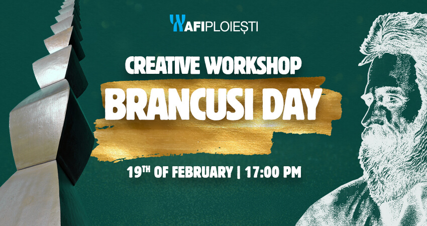 Creative Workshop Brancusi Day