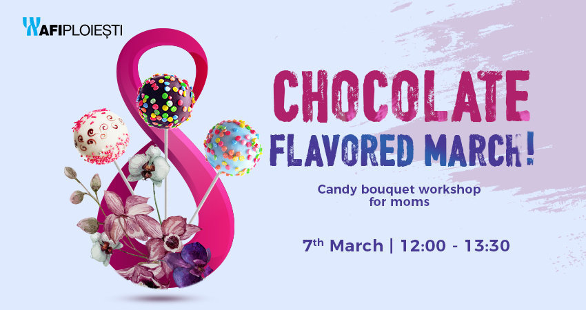 Chocolate flavoured March!