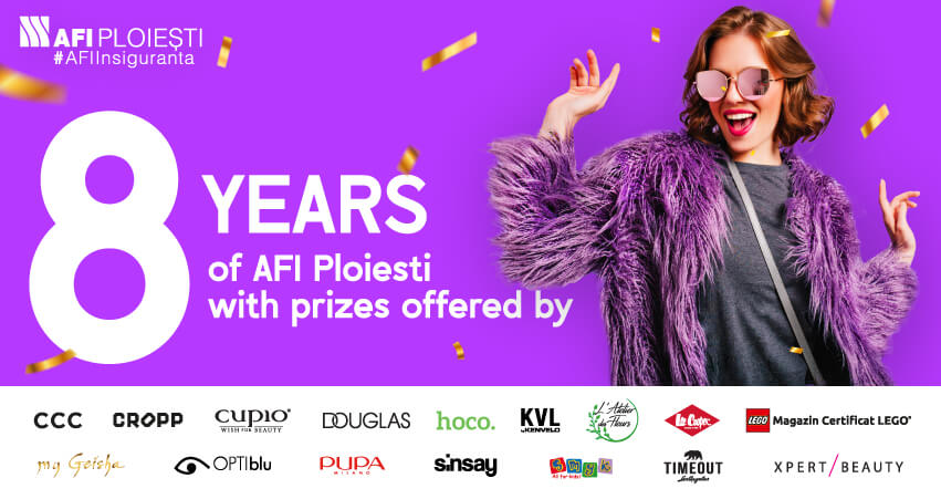 8 YEARS OF AFI PLOIESTI!